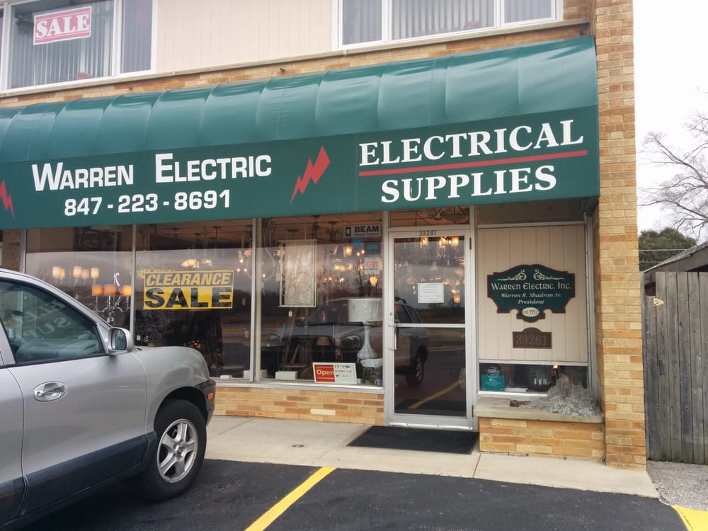 Warren Electric: 33265 N US Hwy 45, Grayslake, IL