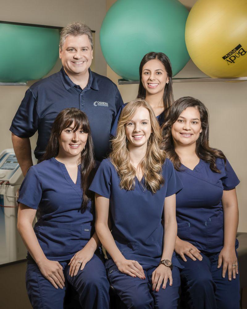 Casabona Chiropractic: 7562 N La Cholla Blvd, Tucson, AZ