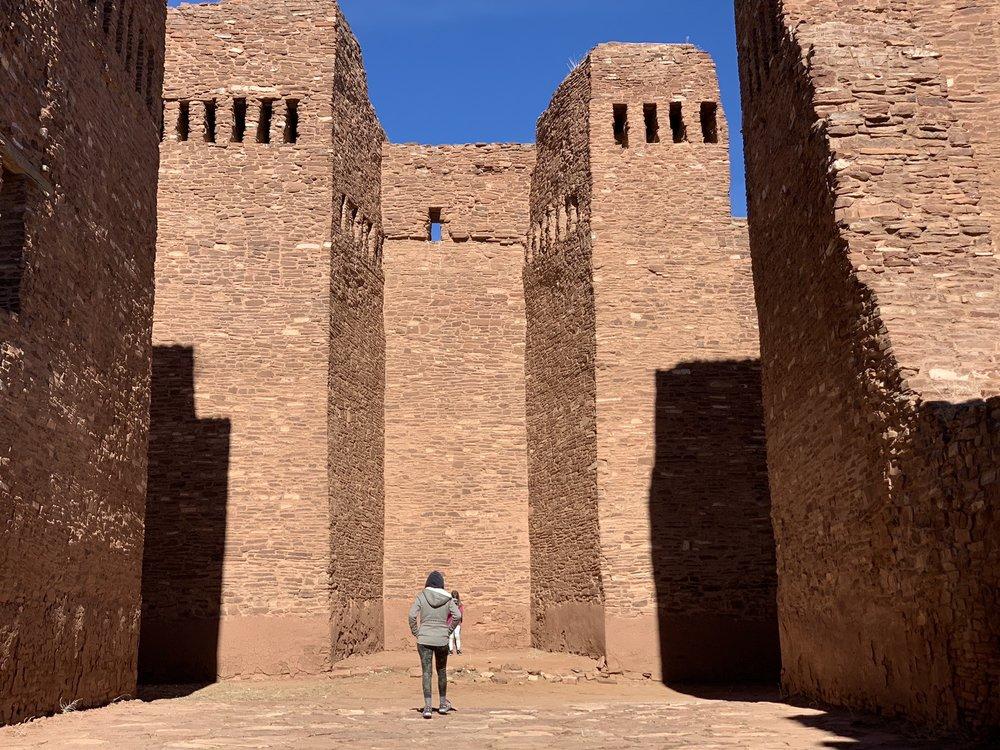 Salinas Pueblo Missions: Nm 55, Mountainair, NM