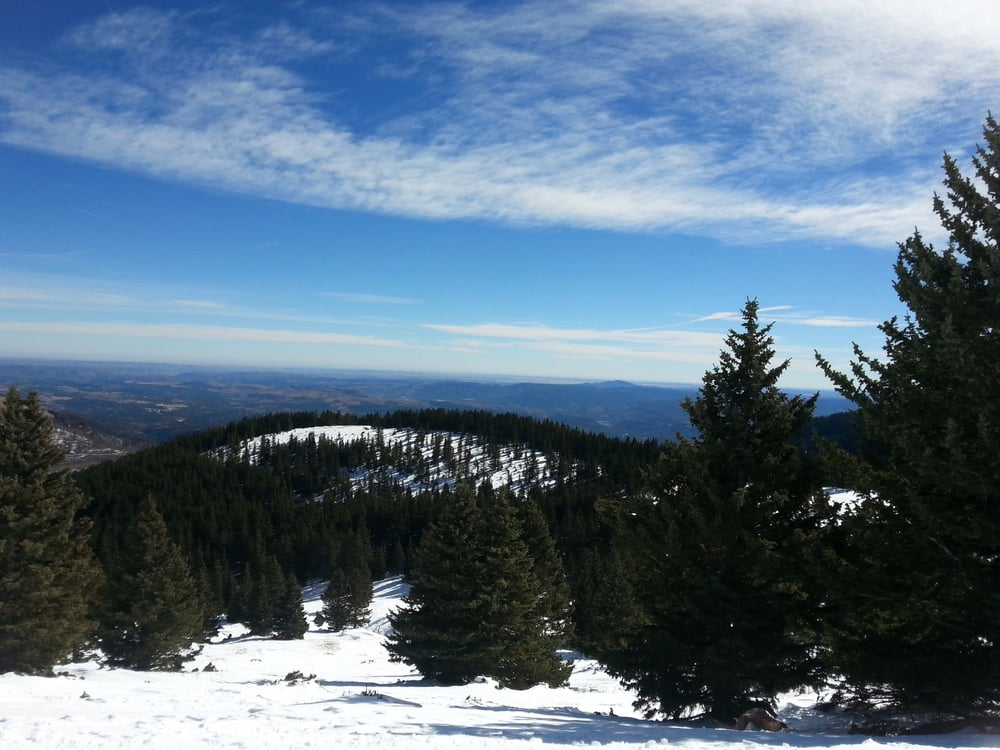 Above the apache bowl yelp for Cabin rentals near ski apache
