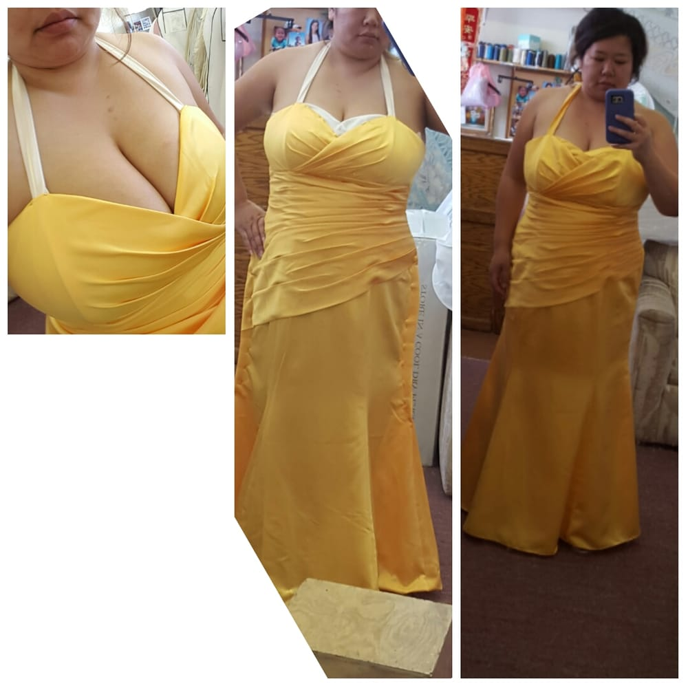 Lucy s alteration dressmaking 28 photos 130 reviews for Off the rack wedding dresses near me