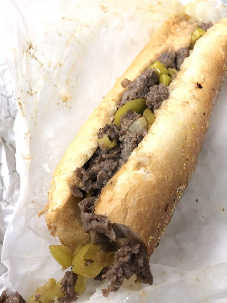 Food from Chicago Cheesesteak Company