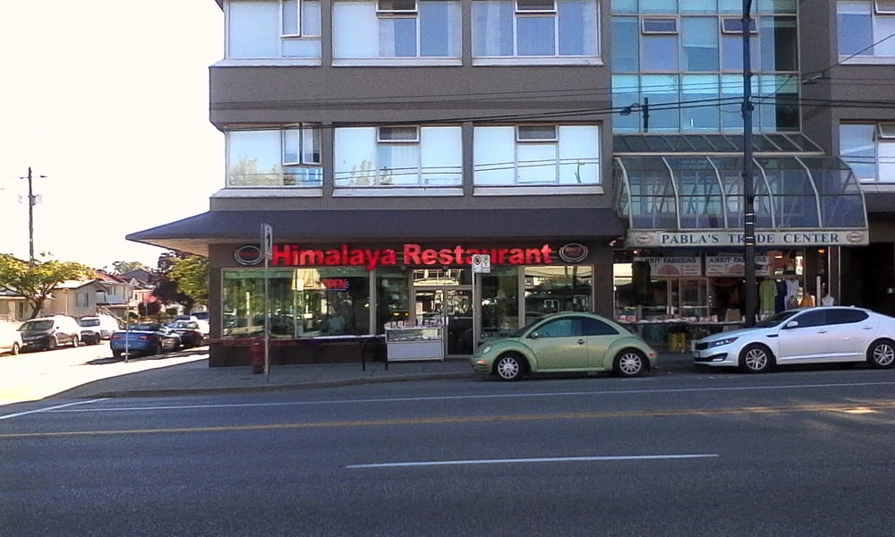Indian Restaurants Vancouver Main Street