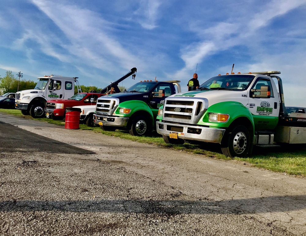Towing business in West Seneca, NY