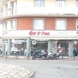 Doc 2 roo motorcycle repair 1 avenue de muret cours - Fix auto muret ...