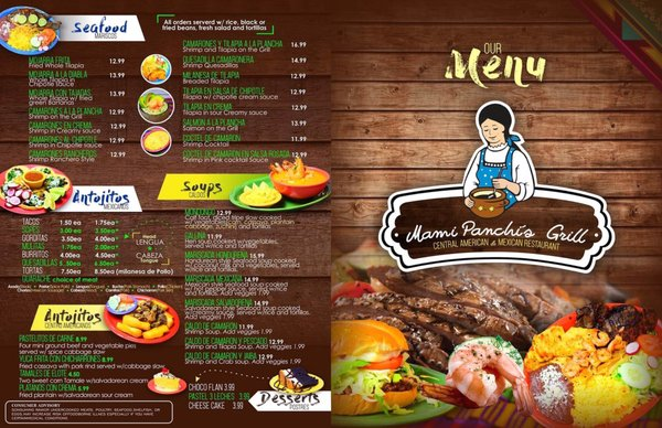 Mami Panchi Grill - Tacos - 2808 Memorial Blvd, Springfield