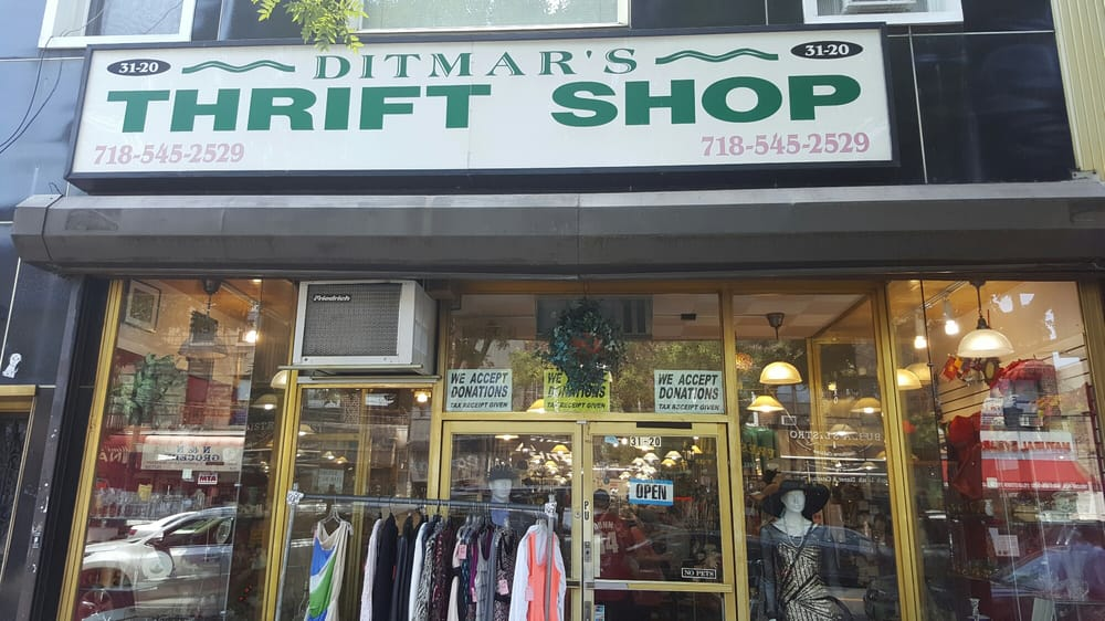 Ditmars Thrift Shop Donation Center Reviews Thrift Stores - Ups commercial invoice template best online thrift stores