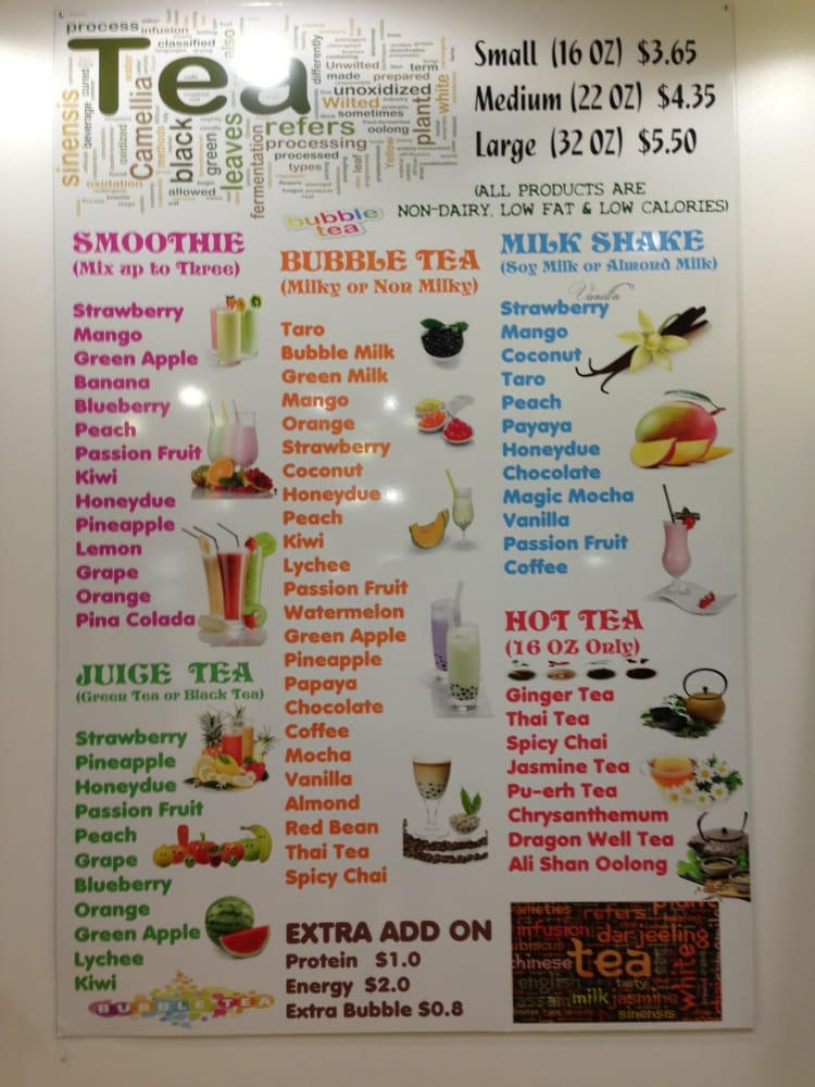 Lily Bubble Tea and Smoothie - 27 Photos - Juice Bars ...