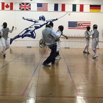MTEAM Fencing East Bay - 10 Reviews - Fencing Clubs - 6922 Stockton