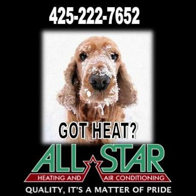 All Star Heating & Air Conditioning: 4223 338th Pl SE, Fall City, WA