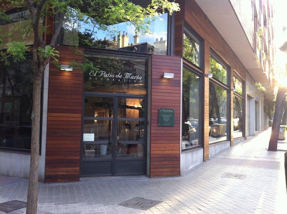 el patio de marta architects calle de zurbano 25