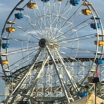 Indiana Beach Amusement Resort Monticello In United States