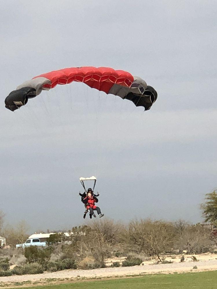 Adventures In Skydiving: 4900 N Taylor St, Eloy, AZ