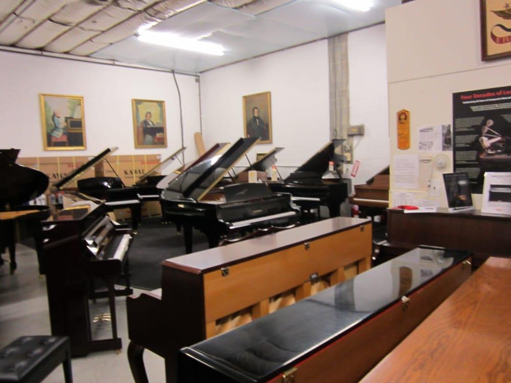 Warner Piano Company: 465 E Taunton Ave, West Berlin, NJ