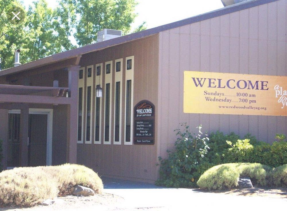 Redwood Valley Assembly of God Church | 7700 East Rd, Redwood Valley, CA, 95470 | +1 (707) 485-7684