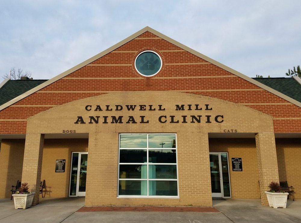 Caldwell Mill Animal Clinic: 5196 Caldwell Mill Rd, Birmingham, AL