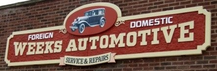 Weeks Automotive Service & Repairs