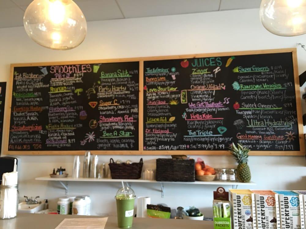 The Juice Box: 2818 Old Dawson Rd, Albany, GA