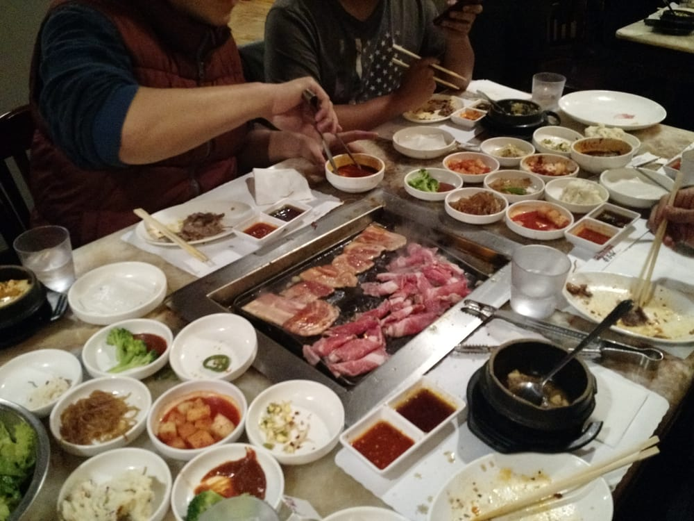 Doin 39 werk yelp for Korean restaurant garden grove