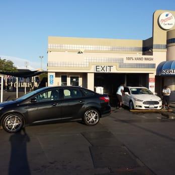 Premier Car Wash San Jose Stevens Creek