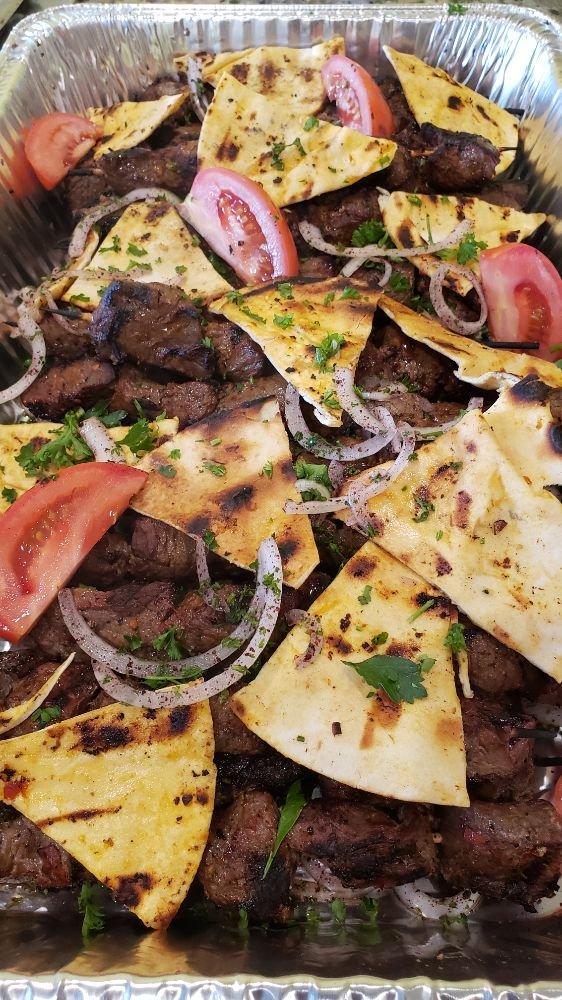 Zewadeh Mediterranean Grill: 1105 S Euclid St, Fullerton, CA