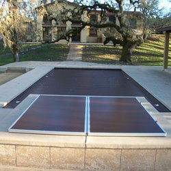 Photo Of Pool Covers   Fairfield, CA, United States. Aluminum Spa Cover And