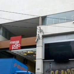 4aff72bb2008e Mega Polo Moda - Shopping Centres - R. Barão de Ladário 566