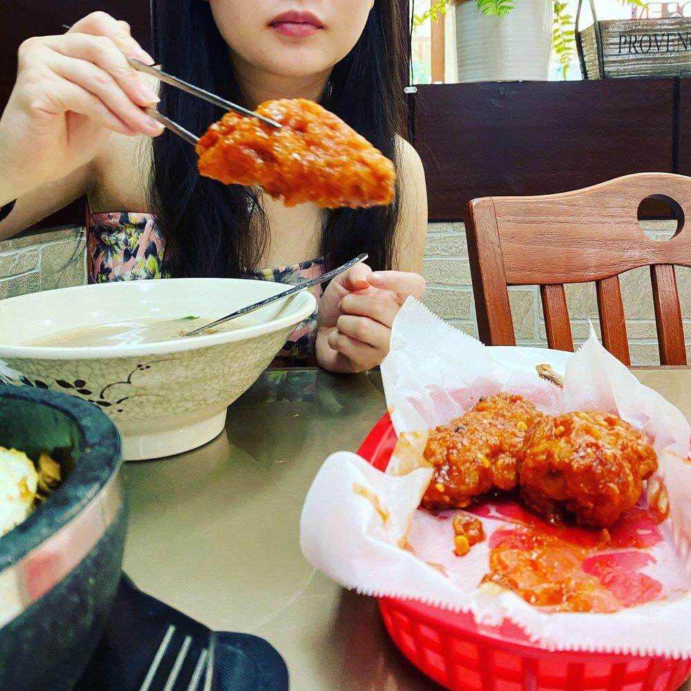 Food from Kimchi
