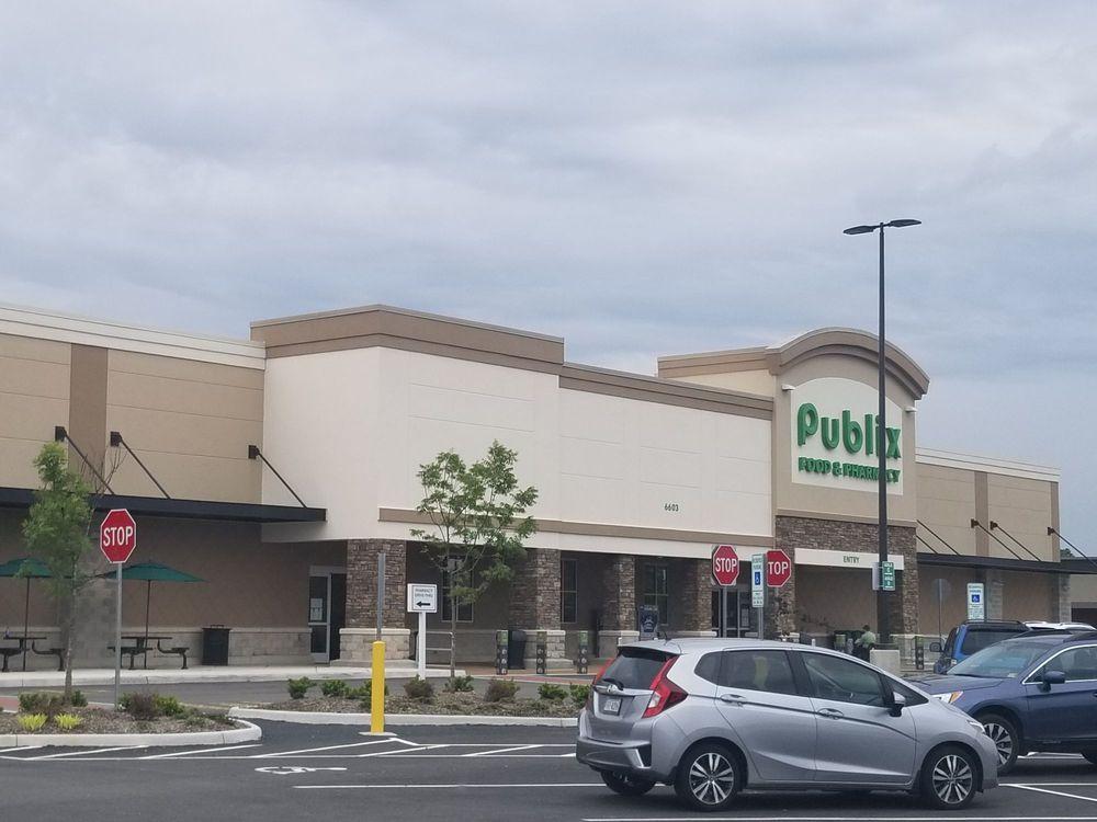 Publix Super Markets: 6603 Mechanicsville Turnpike, Mechanicsville, VA