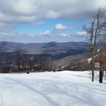 Photo Of Windham Mountain Resort Ny United States Good View From