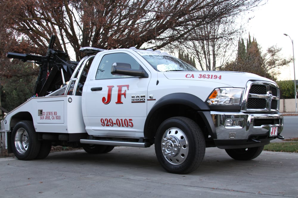 JF Towing