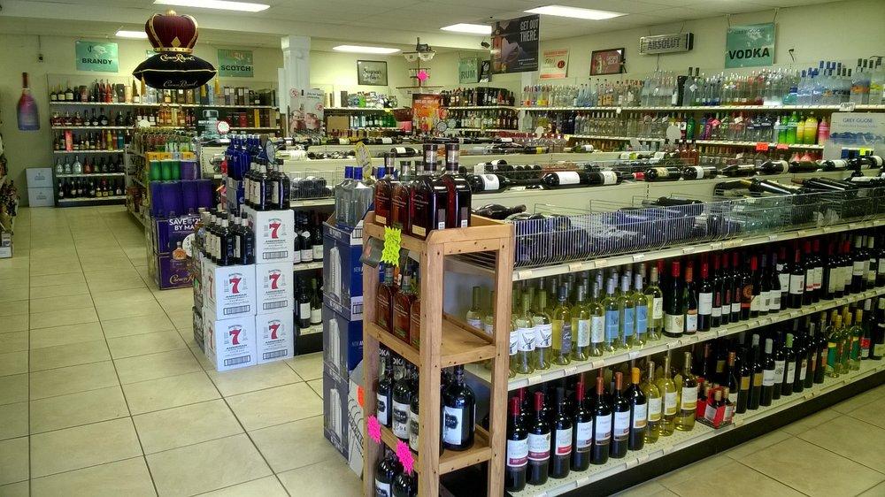 Traders of Camden Liquor Store: 2412 Broad St, Camden, SC