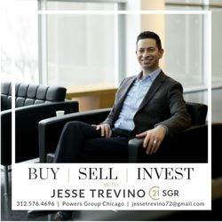 Photo Of Jesse Trevino Century 21 Sgr Chicago Il United States