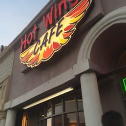 Hot Wings Cafe Los Angeles Ca