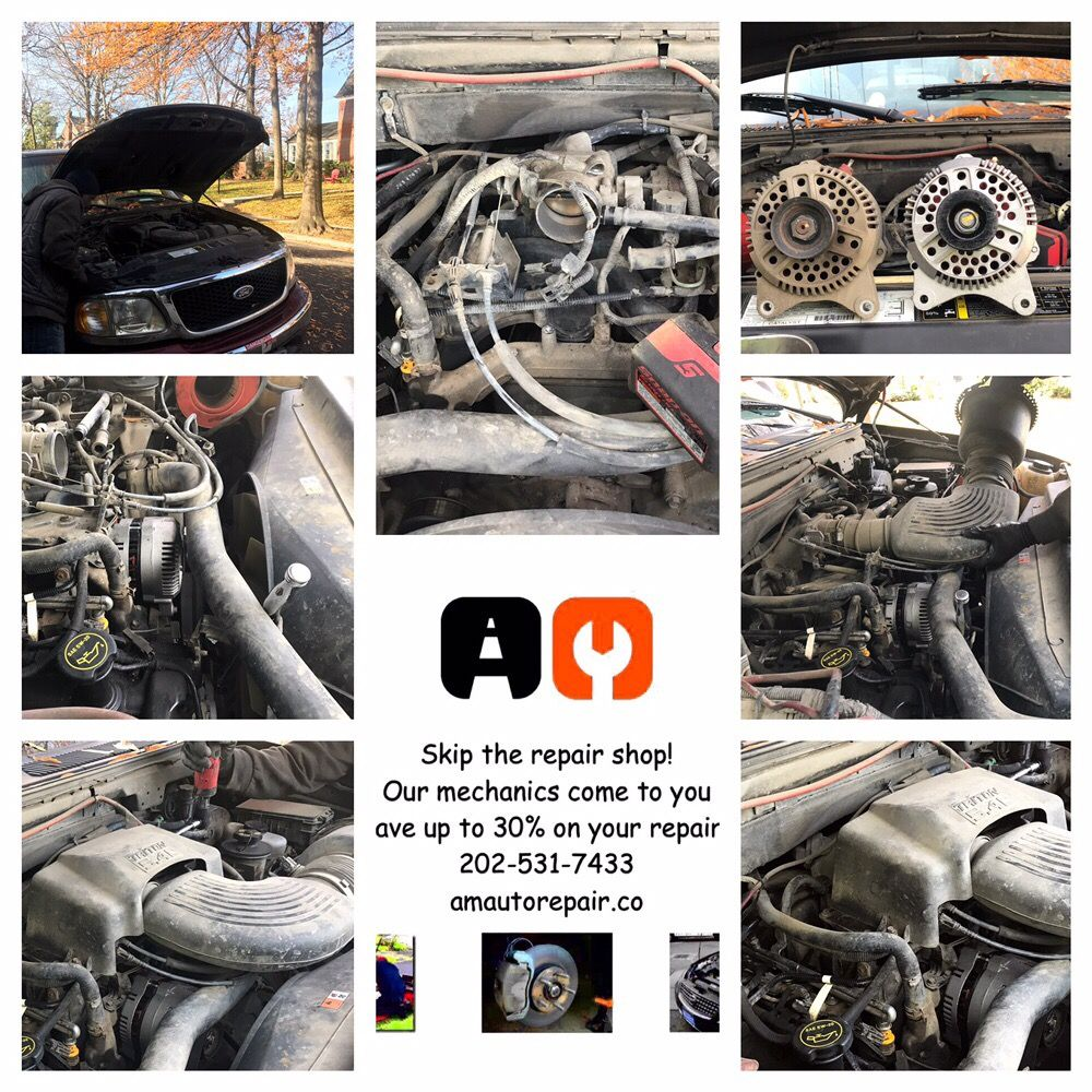 A M Auto Repair Mobile