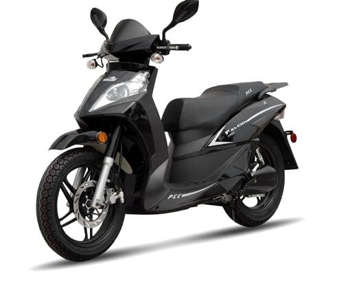 Znen Aurora 49cc & 150cc Scooters - -A2Z Motorsports