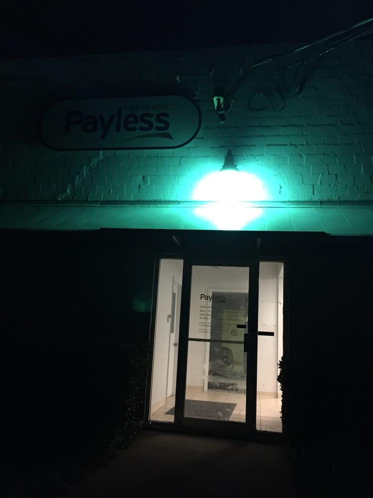 Payless Car Rental  Austin TX  Yelp