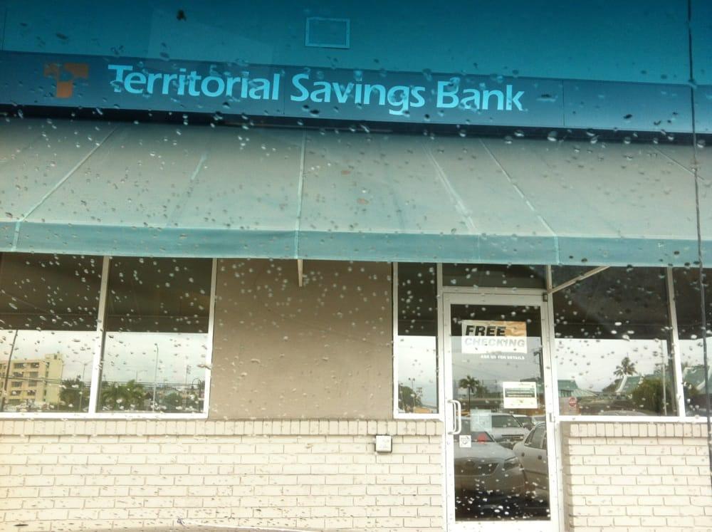 Territorial Savings Bank - Banks & Credit Unions - 850 Kamehameha ...