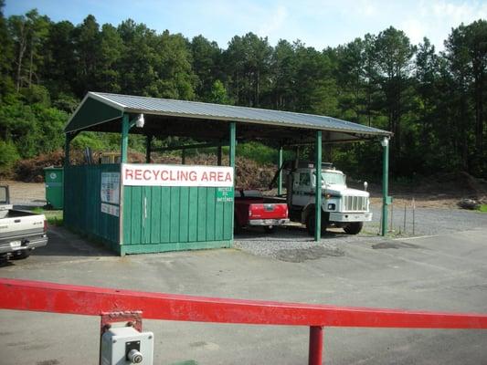 Mcgaughey chapel convenince center angebot erhalten for Motor oil recycling center
