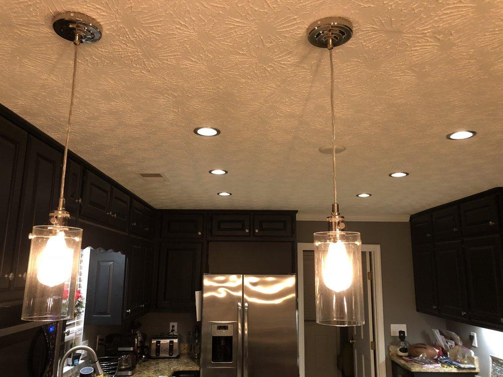 ec6bdb592e2 4 Recessed Lighting And Pendant Lights Installation Customer. Elite Led  Dimmable Recessed Retrofit