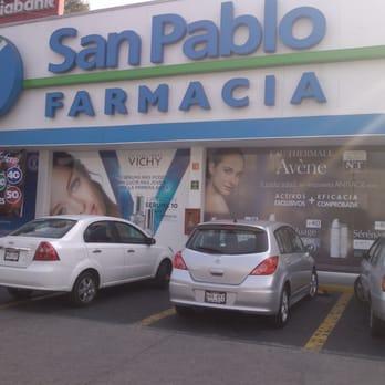 Farmacia San Pablo - Farmacia - Av. Revolución 1057