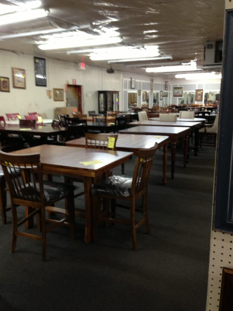 Tables yelp for Furniture factory outlet world
