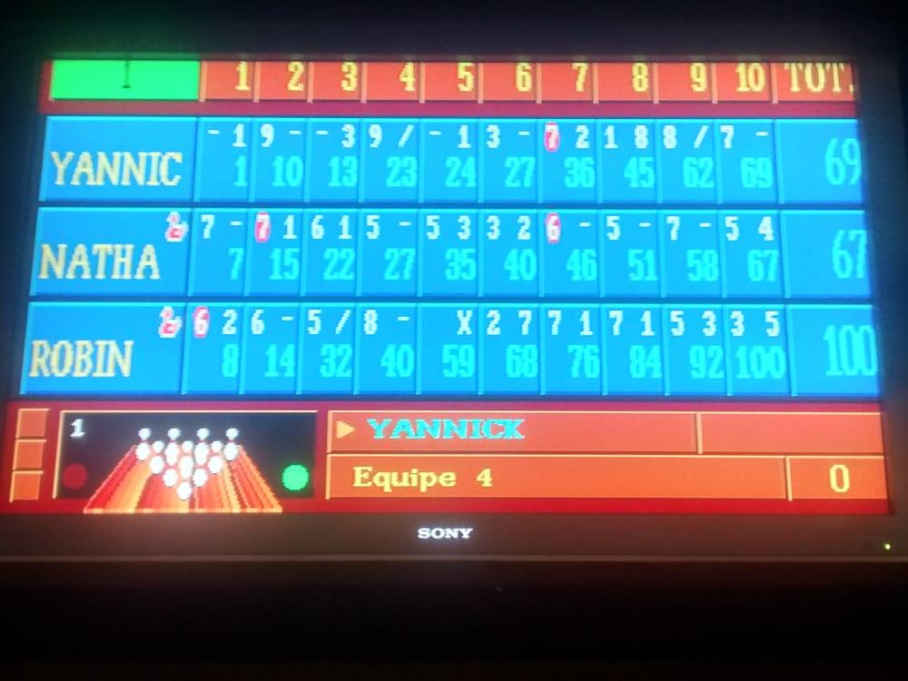 anniversaire bowling limonest