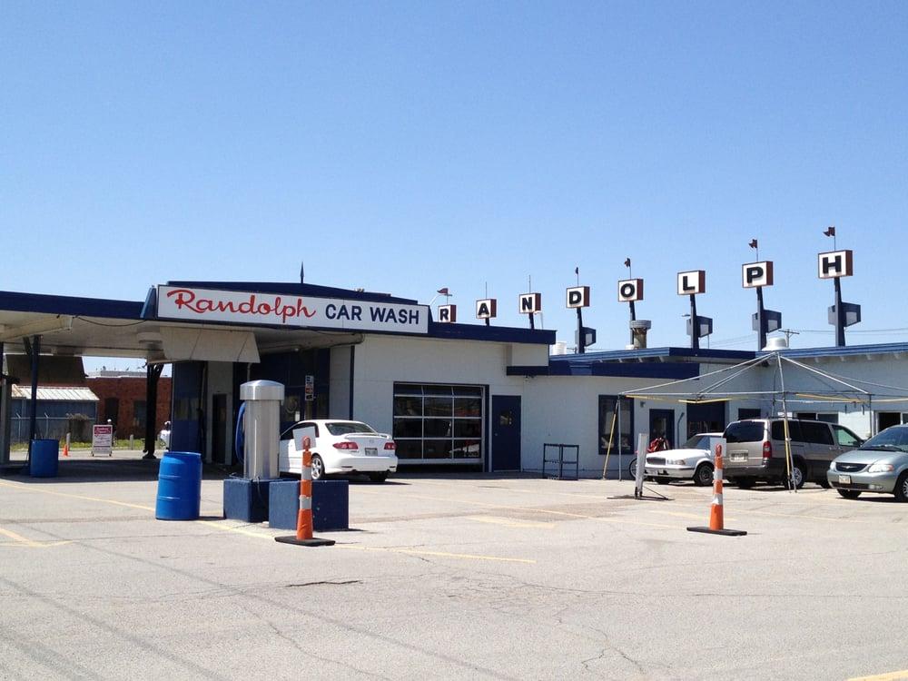 Photos for Randolph Car Wash - Yelp