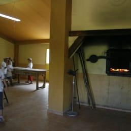 photo of granja escuela atalaya alcaraz albacete spain horno de lea para