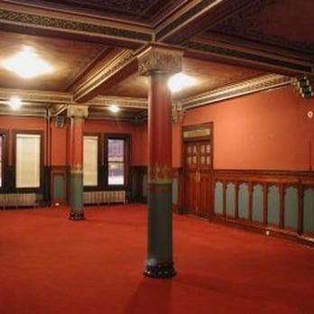 Sherman Street Event Center - Wikipedia