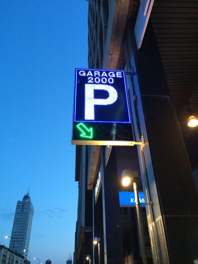 garage 2000 parcheggio via a zezon 2 stazione