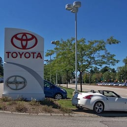 photos for herb chambers toyota of auburn yelp. Black Bedroom Furniture Sets. Home Design Ideas