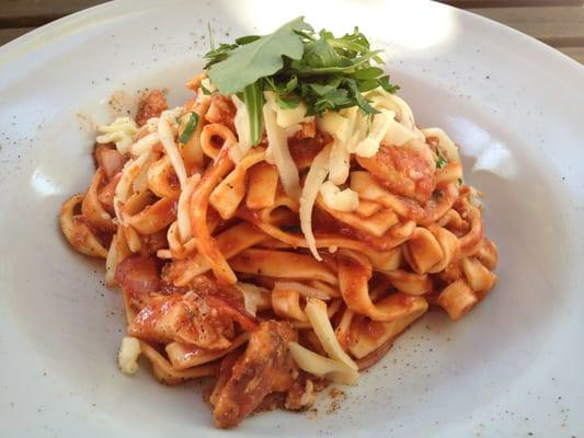 kyckling pasta