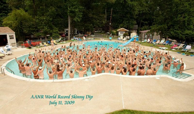 American association nude recreation